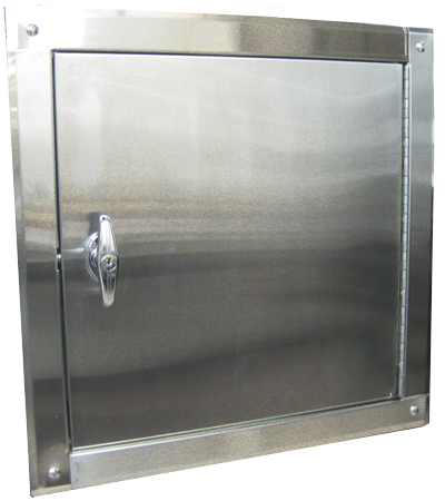 Demco provides the highest quality trash chutes!